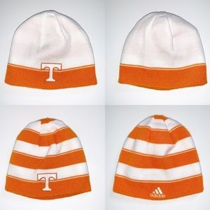 Reversible Adidas University of Tennessee Beanie
